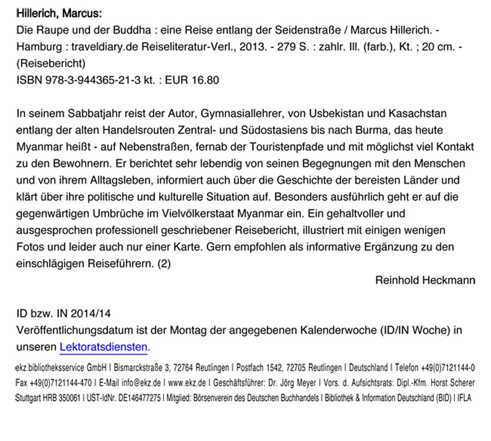 Hillerich, Marcus: